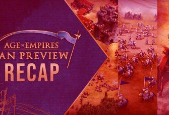 Age Of Empires Fan Önizleme Etkinliği Özeti