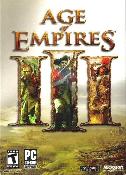 Age Of Empires III Türkçe Yama Dosyası İndir