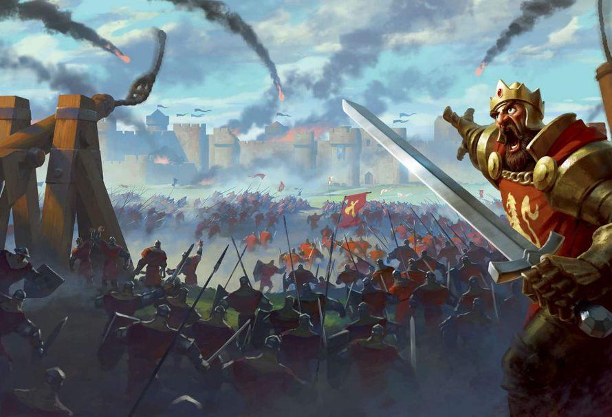 Age Of Empires Castle Siege Yakında Android Ortamında…