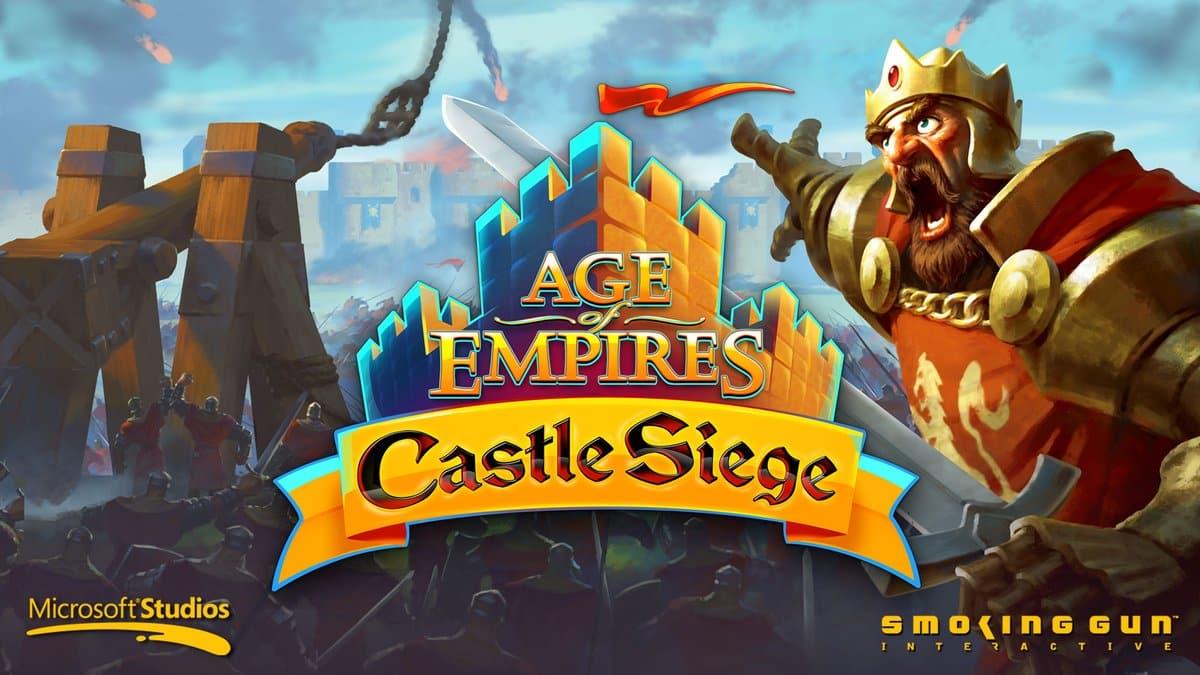 Age Of Empires Castle Siege Oyun Rehberi 3. Bölüm