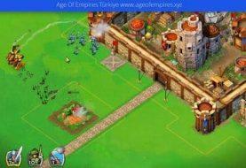 Age Of Empires Castle Siege Oyun Kurulumu ve İlk Oyun