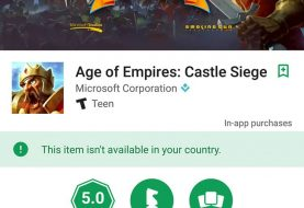 Age of Empires: Castle Siege Android Apk Download