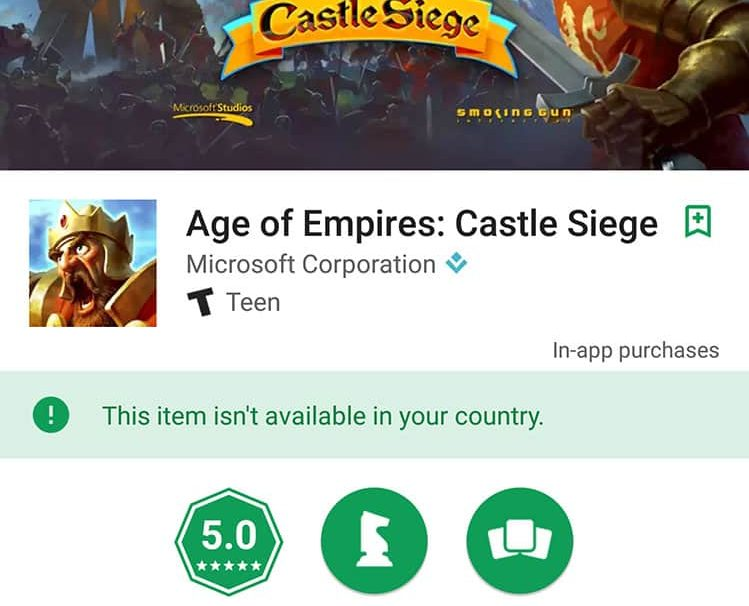 Age Of Empires : Castle Siege Android Apk İndir