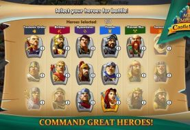 Hall of Heroes - Castle Siege Kahramanları