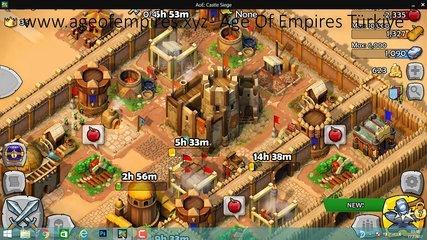 Castle Siege Historical Challenges 3. Bölüm Siege of Dorostolon