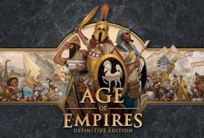 Age of Empires: Definitive Edition için yeni güncelleme geliyor