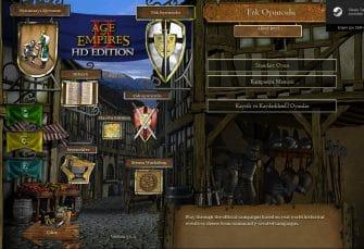 Age Of Empires Türkiye Grubu Kuruldu