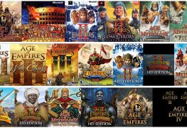 Age of Empires: Definitive Edition Steam'e Geliyor...