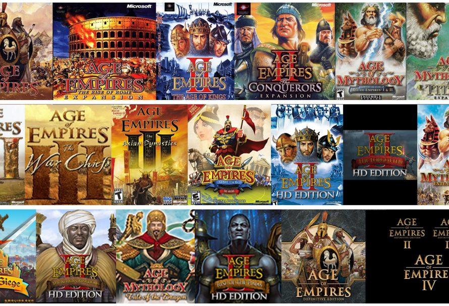 Age of Empires: Definitive Edition Steam'e Geliyor…