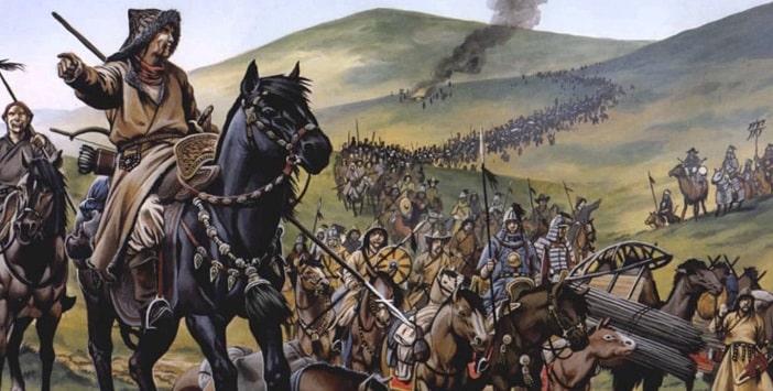 Age Of Empires'da Türkler