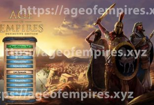 Age Of Empires Definive Edition Türkçe Yama