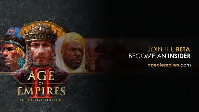 Age Of Empires II: Definitive Edition geliyor!