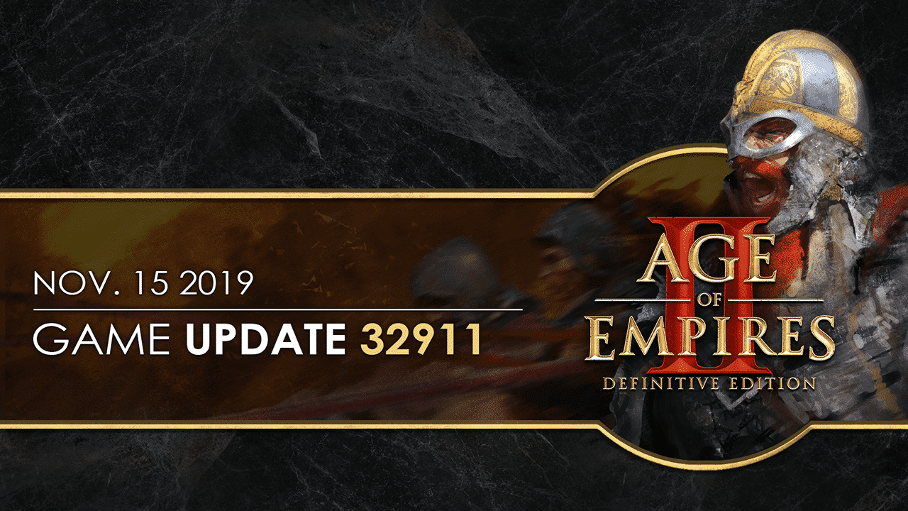 Age of Empires II: Definitive Edition Güncelleme 32911
