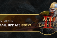 Age of Empires II: Definitive Edition — Güncelleme 33059