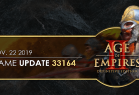 Age of Empires II: Definitive Edition — Güncelleme 33164