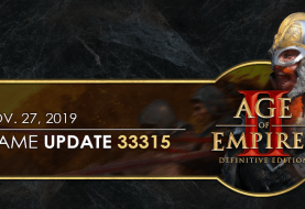 Age of Empires II: Definitive Edition — Güncelleme 33315