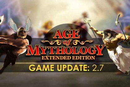 Age of Mythology — Güncelleme 2.7