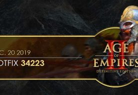 Age of Empires II: Definitive Edition Düzeltme 34223