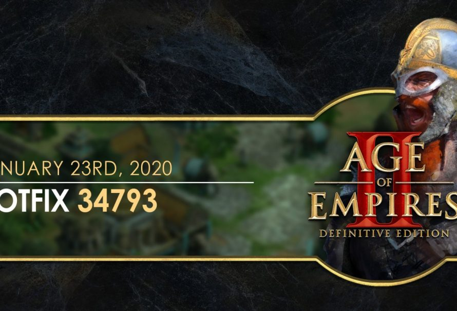 Age of Empires II: Definitive Edition Düzeltme 34793