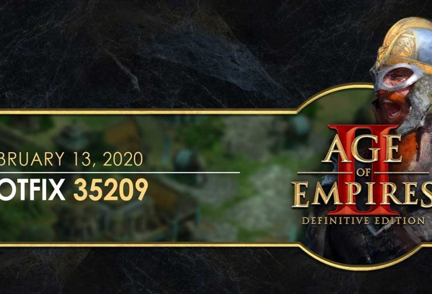 Age of Empires II: Definitive Edition Düzeltme 35209