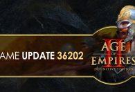 Age of Empires II: Definitive Edition Güncelleme 36202