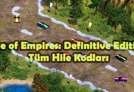 Age of Empires: Definitive Edition Tüm Hile Kodları