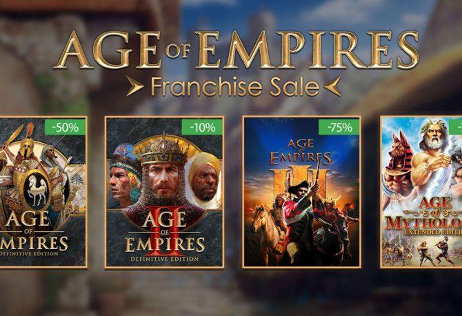 Age Of Empires Oyunları İndirim Kampanyasında Son 2 Gün