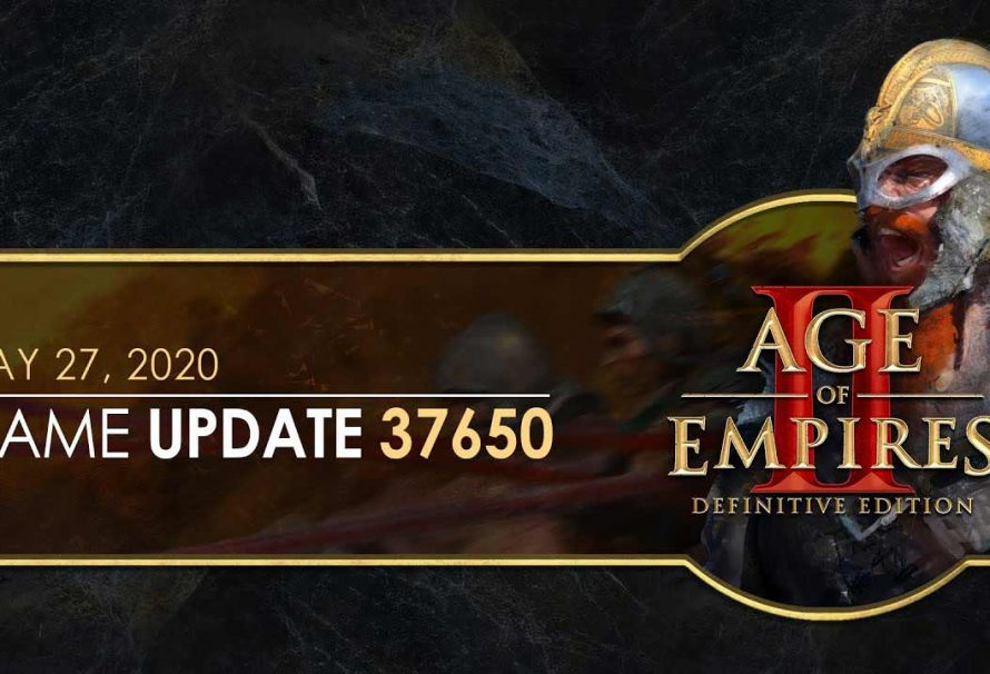 Age of Empires II: Definitive Edition Güncelleme 37650