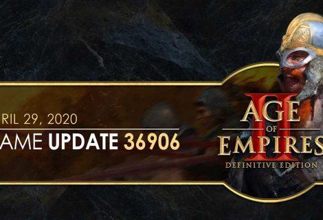 Age of Empires II: Definitive Edition Güncelleme 36906