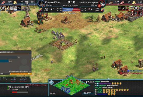 Age of Empires 2: Definitive Edition Capture Age ile uyumlu çalışacak