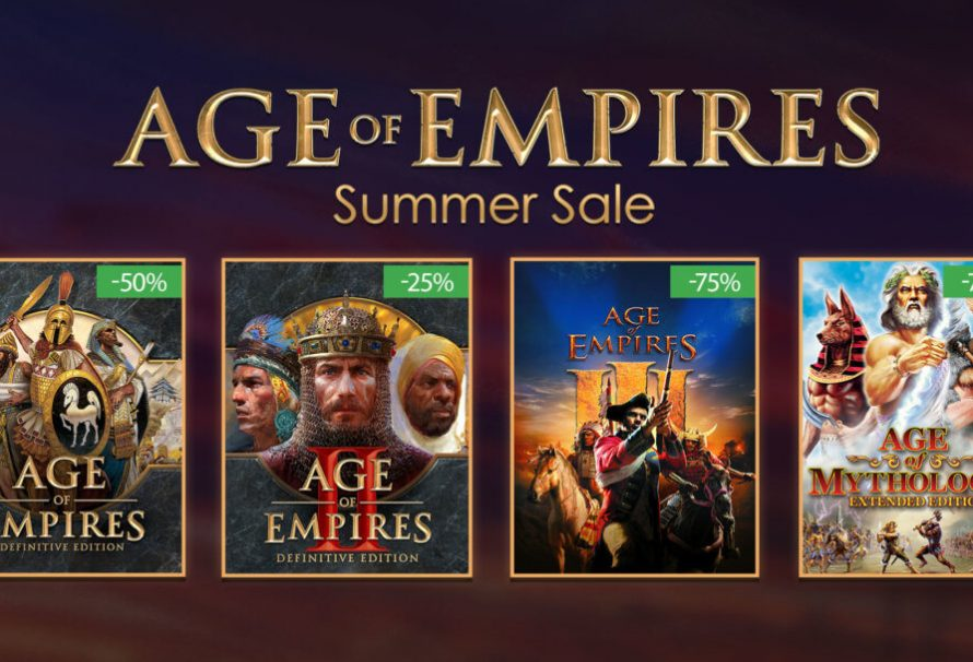 Age Of Empires Steam Yaz İndirimleri