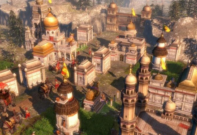 Age of Empires III: Definitive Edition Geliyor