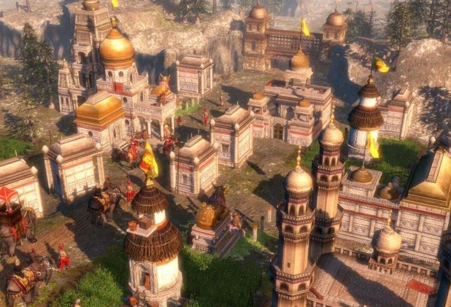 Age of Empires III: Definitive Edition Geliyor
