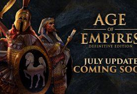 Age of Empires II: Definitive Edition Temmuz Ayı Güncellemeleri