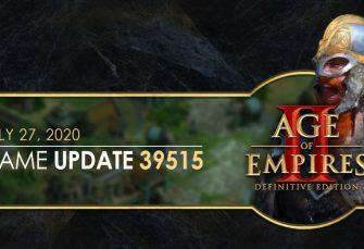 Age of Empires II: Definitive Edition - Güncelleme 39515