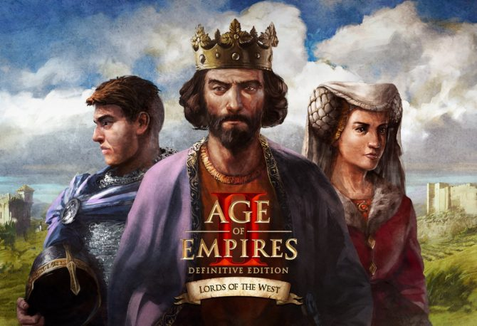 Age of Empires II: Definitive Edition Lords of the West Geliyor