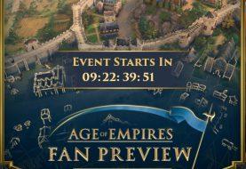 Age Of Empires Fanatikleri Önizleme Etkinliği