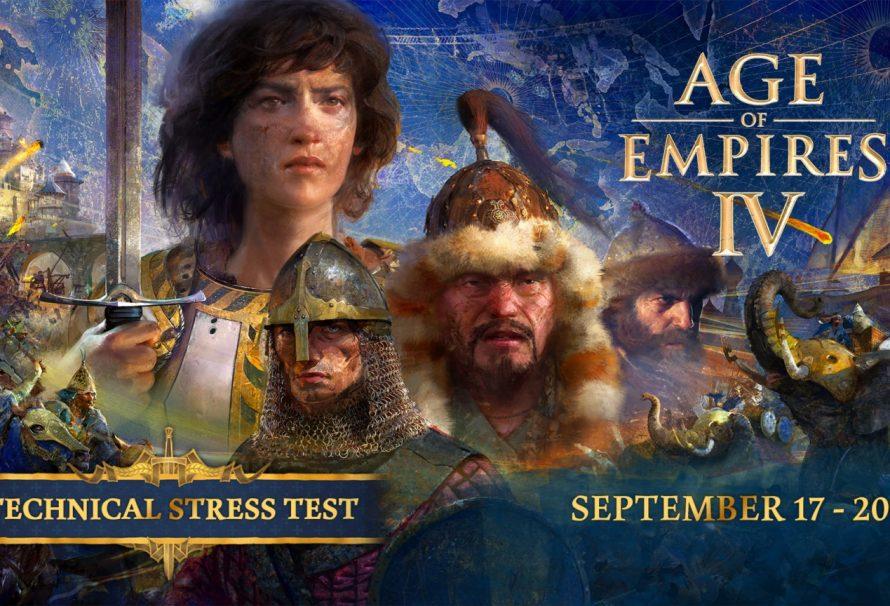 Age of Empires IV Teknik Stres Testi başladı!
